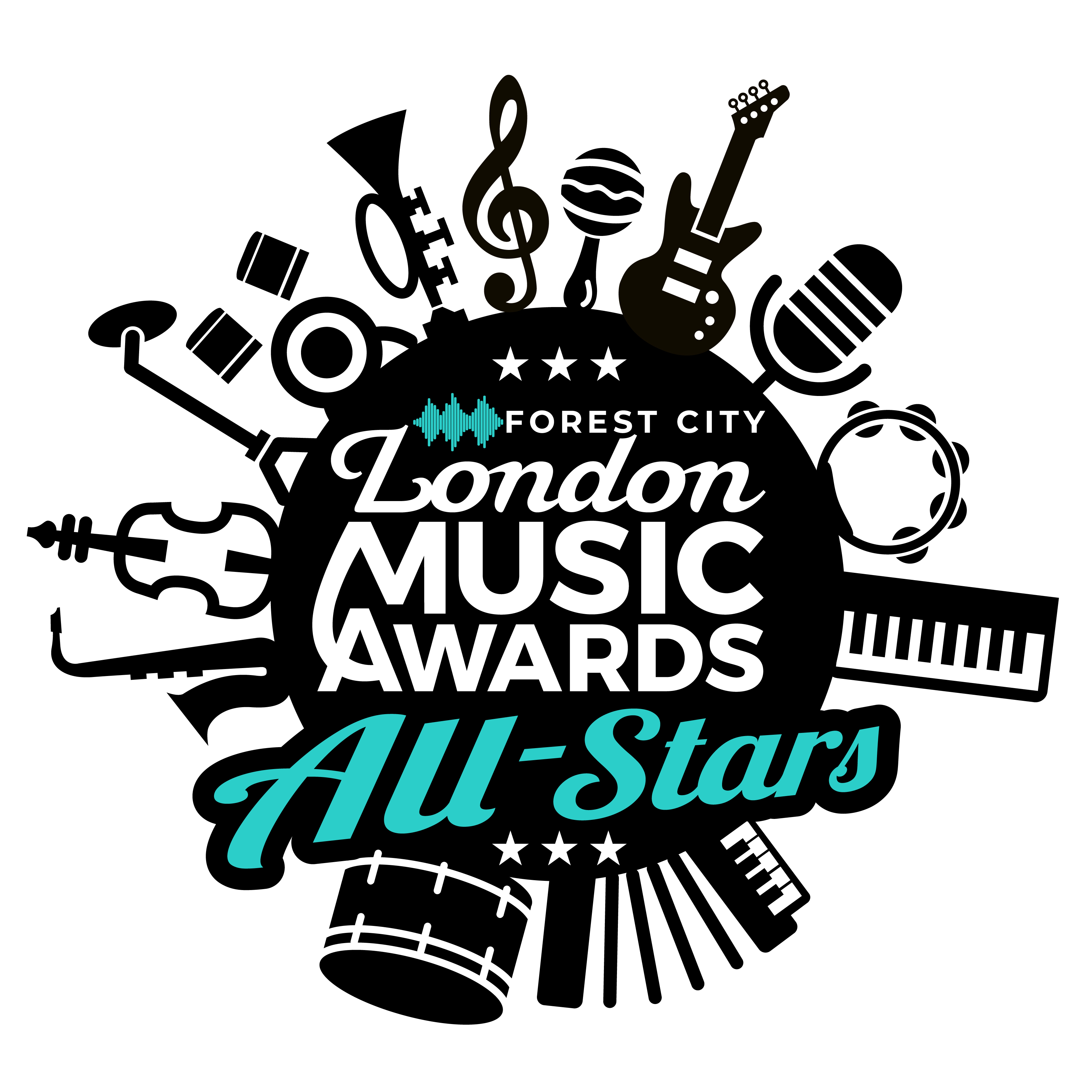 Forest City London Music Awards Allstars - Celebrating the Best!