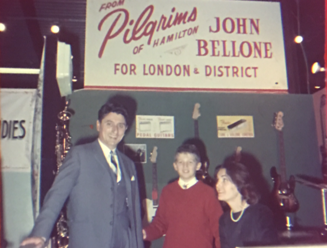 The Bellone Family